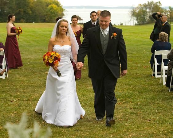 Mike and Teresa Wedding