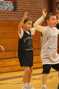 Lakers 1st - 2nd Grade Basketball