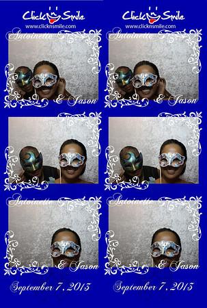 Antoinette & Jason 2013