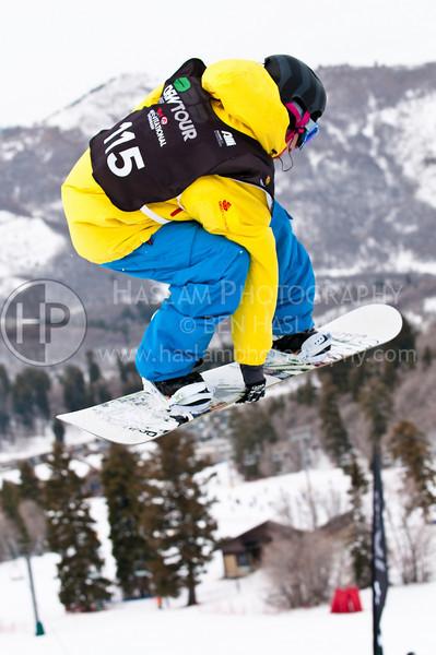 2010 Winter Dew Tour - Mens Snowboard Superpipe