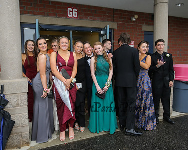 2018-5-19 Winnacunnet Junior Prom Grand March 2018