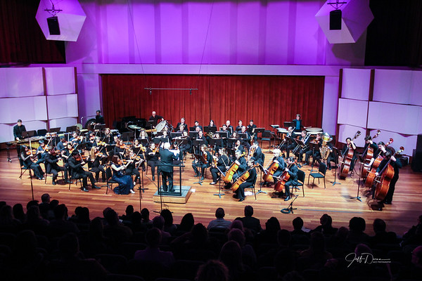 Wayne State Symphony Orchestra - Max Fisher Center - 2-24-2020