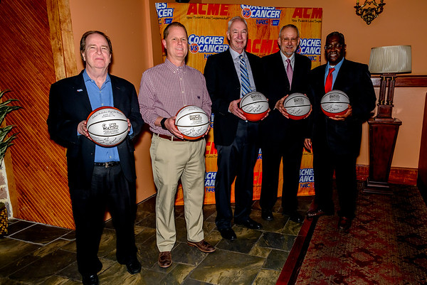 2018 Coaches vs Cancer Basketball Legends Dinner