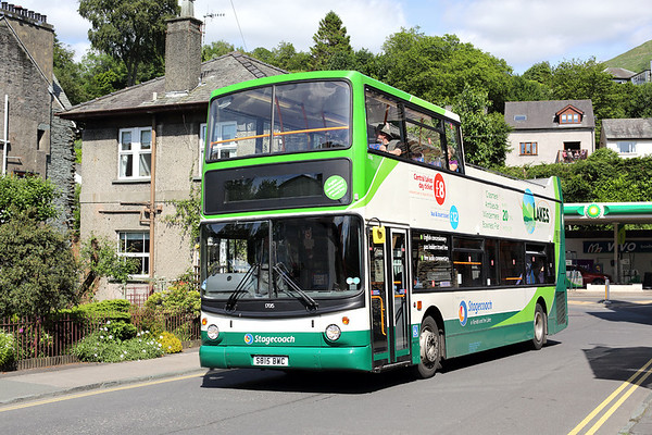 16th June 2014: Lake District