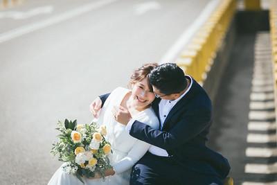 Pre-wedding | Heidi + Hsien