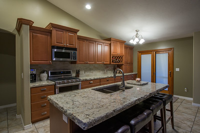 Kim and Seri kitchen cabinets   West Jordan