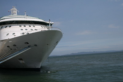 May 7 - Ship (Costa Rica Stop in Separate Gallery)