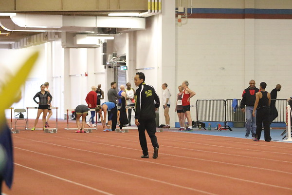 OMA Indoor Championships