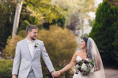 Lauren + Dustin Wedding