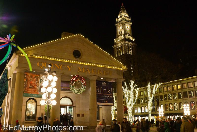 Boston's Quincy Market   12/20/12