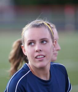 2011 Oakwood Varsity Girls Soccer vs Franklin