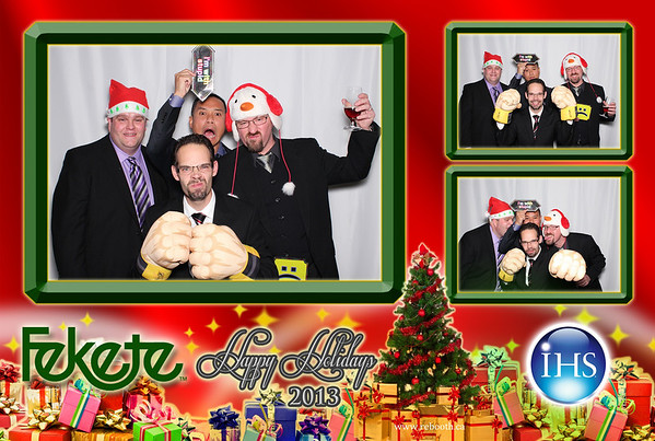 IHS / Fekete Holiday Party - 2013