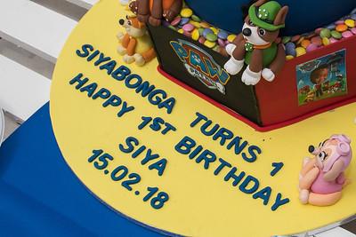 Siyas 1st Birthday