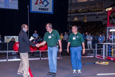 FIRST Orlando Regional Opening Ceremonies