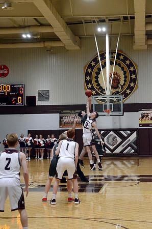 East Robertson County Basketball 2019