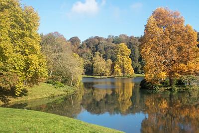 Stourhead Autumn Colour