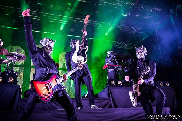 Ghost - MetallSvenskan  2016