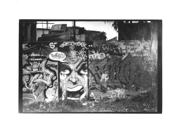 Los Angeles Area Graf in the 90s
