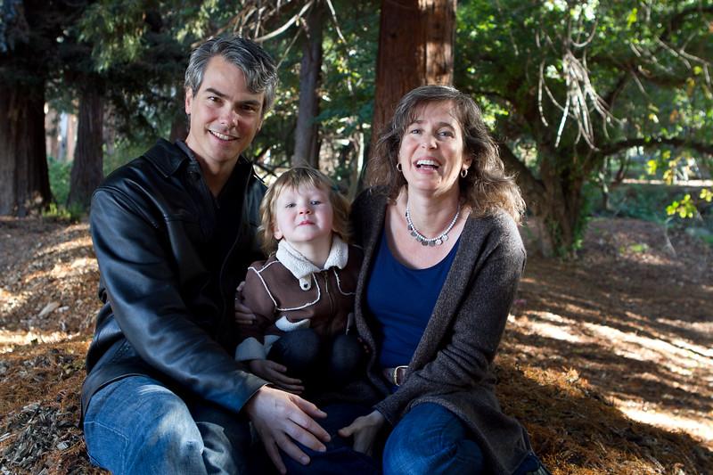 Portrait: F. Family