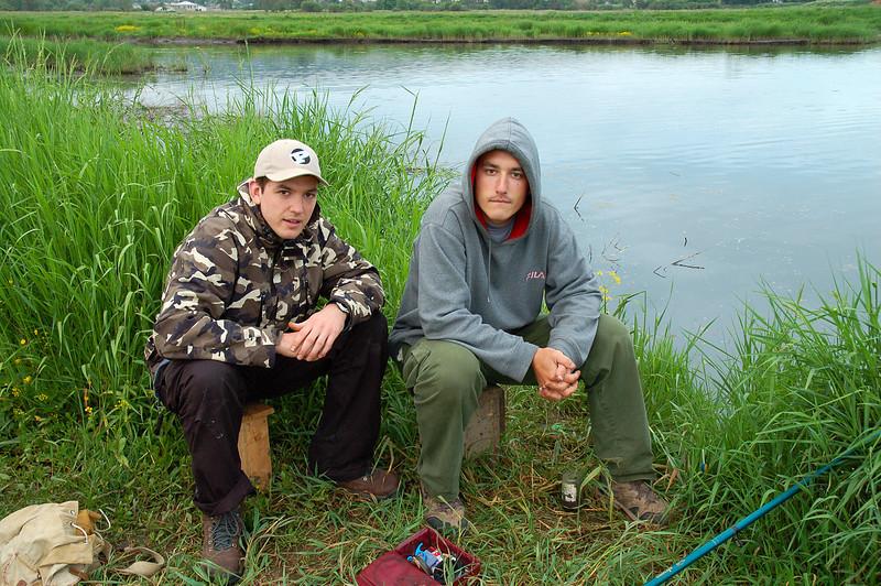Fishing in Georgia