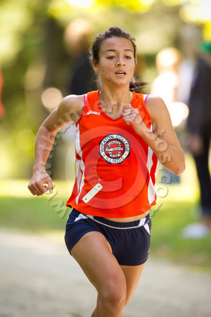 Wheaton College Cross Country Gil Dodds Invitational at St James Farm, Warrenville