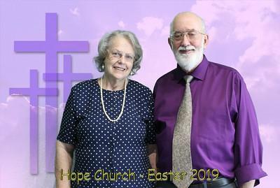 Hope Church Easter Photobooth 4.21.2019