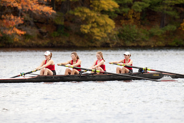 New Hampshire Championship - Women's JR 4+/4X