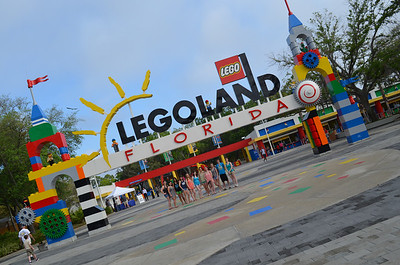 LEGOLAND Florida 2013