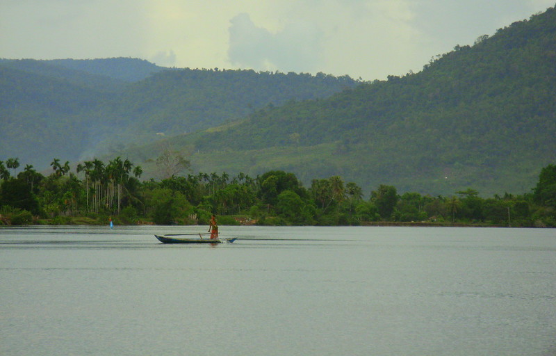 Life on the Kampot River
