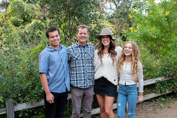 Barrett Family 2019