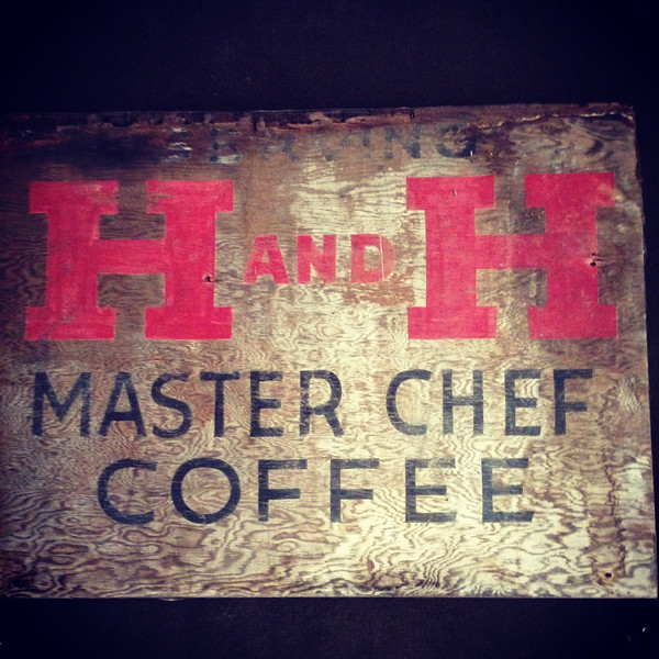 Master Chef Sign
