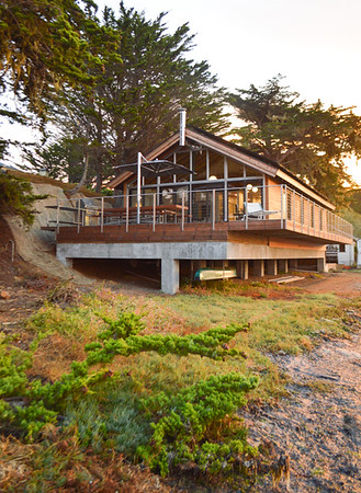 Big Sur Houses