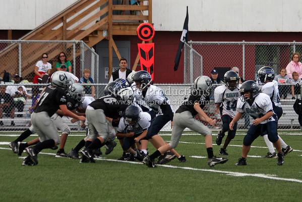 Seahawks vs. Raiders