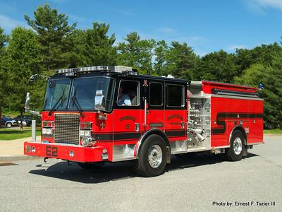 Massachusetts Antique Fire Apparatus Association Muster Lynnfield, MA 6/9/2012
