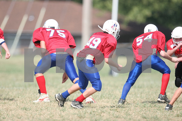 LLF-SR-Lexington Jets vs Odessa Red Hawks 10-6-07 Part 2 of 2