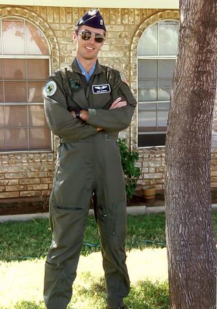 John - USAF and Medical careers