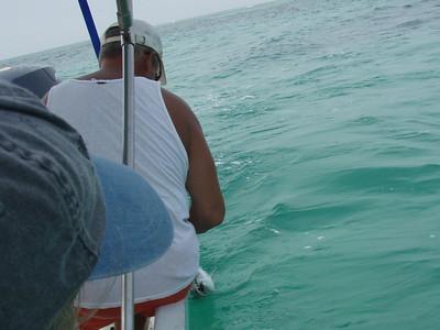 Mexico 2008:  Passage to Isla Mujeres