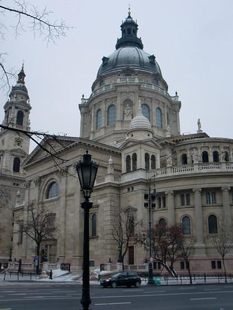 Budapest, January 2013