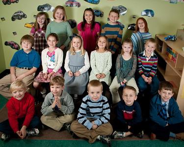 First Grade Sunday School