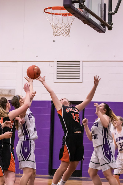 SACS Girls VS Shead 1/4/19