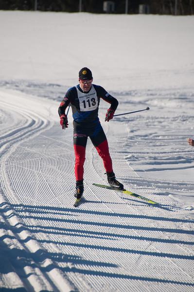 Milan Baic, 40K Freestyle Champion