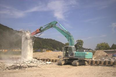 E213 Hydraulic Hammer