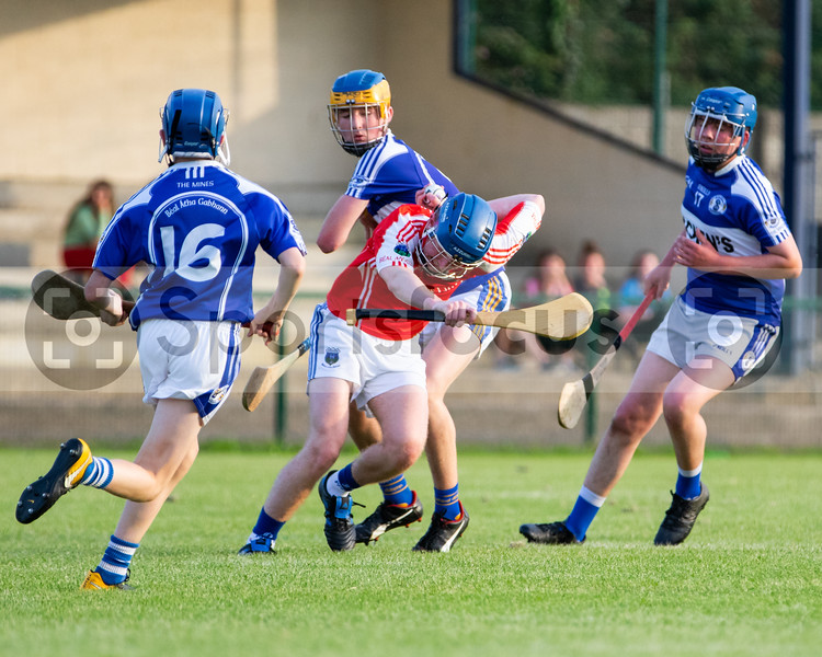 2019-08-02 North Tipperary Under 16 Hurling Championship Silvermines vs Ballina