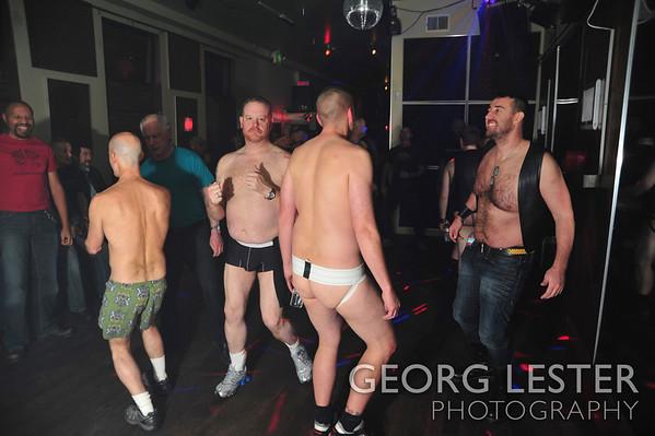 Bearracuda at Club 8