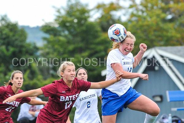 W Soccer v Bates 9-9-17