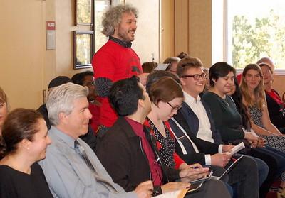 2018 Triton Faculty at Board Meeting