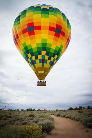 Balloon Fiesta 2015