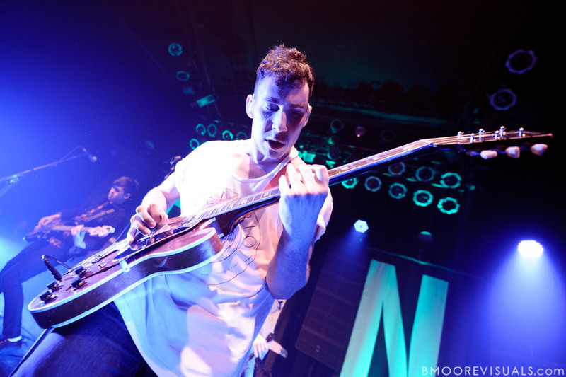 Jack Antonoff of fun. performs duing a sold-out show in support of Some Nights on March 7, 2012 at State Theatre in St. Petersburg, Florida