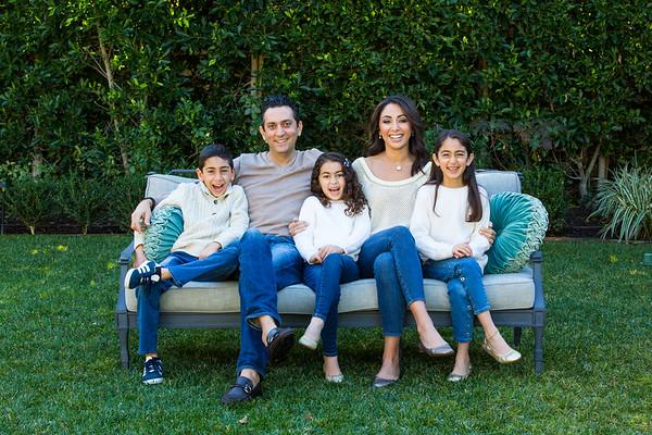 Monempour Family 2018