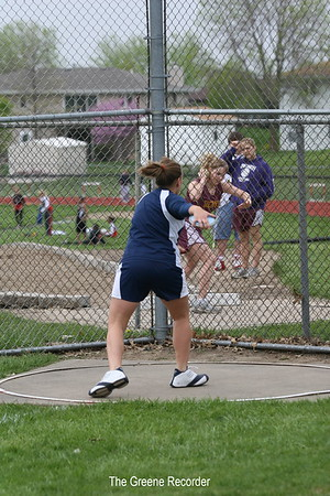 Girls Track at A-P